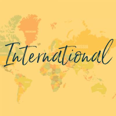 Group logo of International