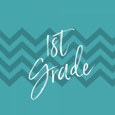 Group logo of 1st Grade