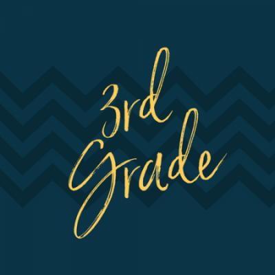 Group logo of 3rd Grade