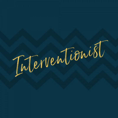 Group logo of Interventionist